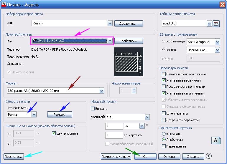 Как перевести файл pdf в dwg